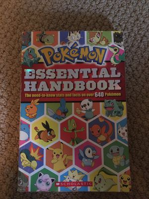 Pokemon book for Sale in Nicholasville, KY