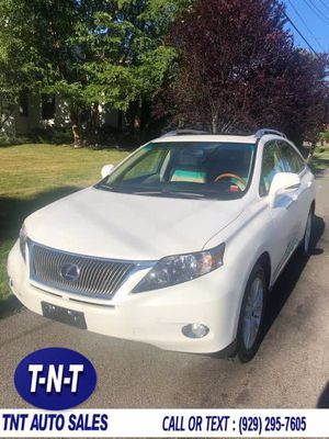 2012 Lexus RX 450h for Sale in The Bronx, NY