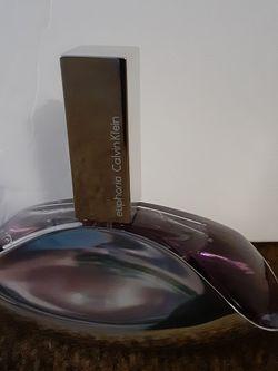 CALVIN KLEIN EUPHORIA Perfume 100ML Slightly used for Sale in Chula Vista,  CA