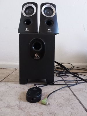 Logitech stereo 🎵🎶📻 for Sale in Los Angeles, CA