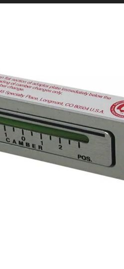 Specialty Products Company 81139 Magnet Camber Adjustment Gauge for Sale in Houston,  TX