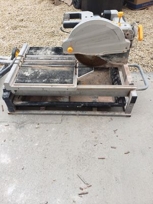 Tile Saw for Sale in North Las Vegas, NV