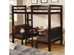 Twin /twin bunk bed on sale 🎈🎈🎈🎈🎈$699 for Sale in Fresno, CA