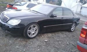 2001 mercedes s600v12 for parts for Sale in Issaquah, WA