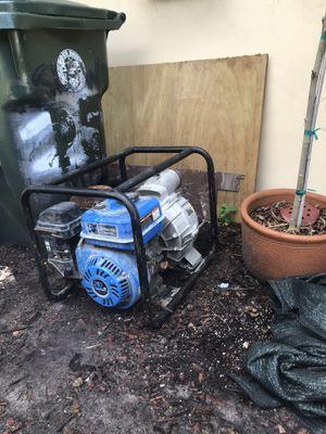 Trash pump 3inch for Sale in Deerfield Beach, FL
