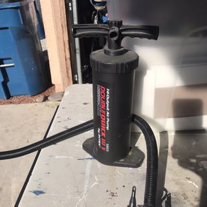 Intex High Output Air Pump for Sale in Las Vegas, NV