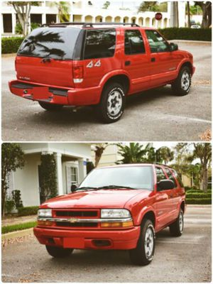 Automatic 2004 Chevy Blazer 4x4 35k miles for Sale in Baltimore, MD