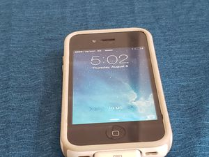 iPhone 4, I have 4 in total for Sale in Nipomo, CA