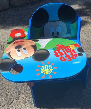 Kids Mickey Mouse desk for Sale in Billerica, MA