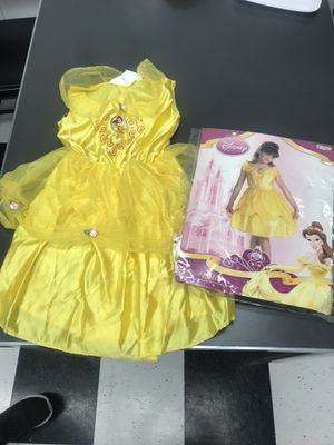 Girls Belle Costume for Sale in Anaheim, CA