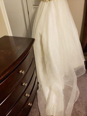 Sweetheart neckline wedding dress for Sale in Cedar Park, TX