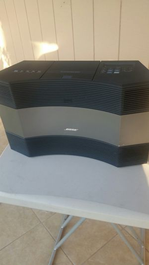 Bose wave radio am/fm cd player for Sale in Reedley, CA
