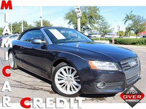 2012 Audi A5 for Sale in Miami Gardens, FL