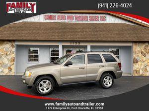 2005 Jeep Grand Cherokee for Sale in Port Charlotte, FL
