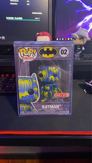 Batman Art series (blue and yellow) for Sale in Ontario, CA