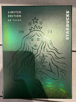 50th Anniversary Limited Edition Mug Starbucks for Sale in Gaithersburg,  MD