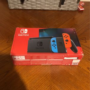 Nintendo Switch ( Just The Box ) for Sale in Glendale, AZ