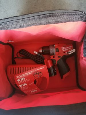 Milwaukee FUEL m12 hammer drill kit for Sale in North Las Vegas, NV