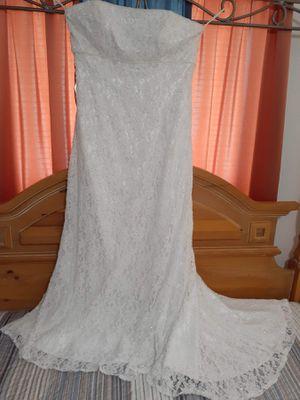 David's Bridal Wedding Dress for Sale in Sebring, FL