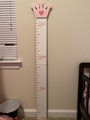 Baby girl Height measurement for Sale in Newport News, VA