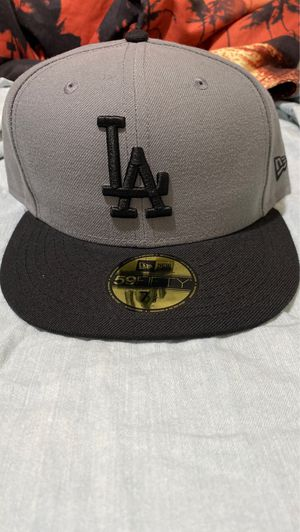 Los Angeles Dodgers New Era 59fifty Hat 7 5/8 7 3/4 for Sale in Pomona, CA