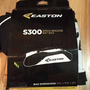 *NEW* EASTON S300 Speed Brigade Bat Bag for Sale in Renton, WA