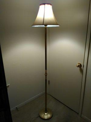 Brass Floor Lamp for Sale in Tulsa, OK