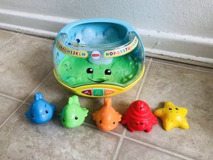 Fisher price fish bowl toy for Sale in Torrance, CA