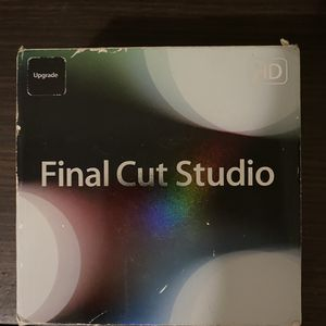 Final Cut Pro Studio Software for Sale in Upland, CA