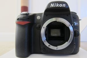 Nikon D80 DSLR 10.2-MP Body-Only – Only 11K clicks! - Remote Shutter Release & Extra Batteries + International Charger BOXED for Sale in UNIVERSITY PA, MD