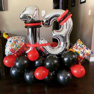 balloon arrangement for Sale in La Verne, CA