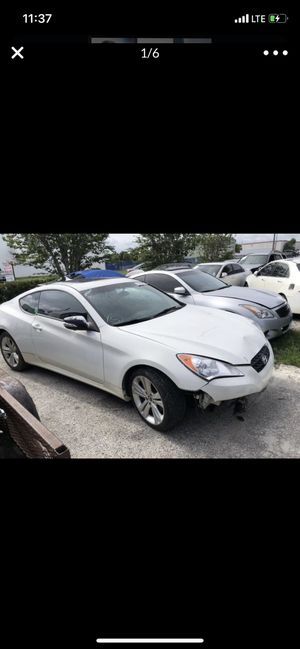 Hyundai Genesis for part out for Sale in Orlando, FL