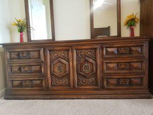 Antique dresser for Sale in Herndon, VA
