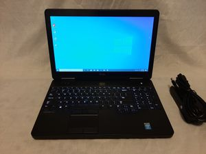 "Dell 15.6"" Laptop with i7 cpu for Sale in Clinton, IA"