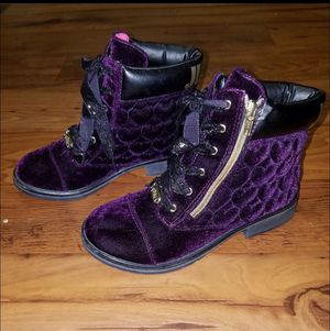 Juicy Couture Girls Quilted Ankle Boots for Sale for sale  Lawrenceville, GA