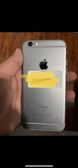 iPhone 6s 32gb obo for Sale in Los Angeles, CA