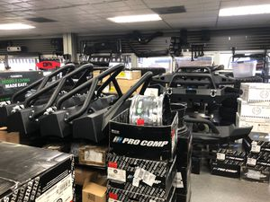 Jeep Wrangler Offroad accessories parts for Sale in Burbank, CA