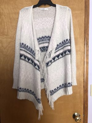 Abercrombie Kids Cardigan Size L for Sale in New Britain, CT