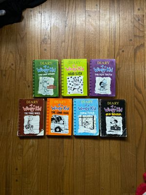 Diary of. Wimpy Kid for Sale in New Britain, CT