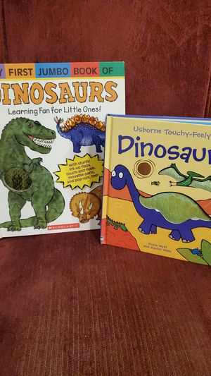 Dinosaurs books for Sale in Bellevue, WA