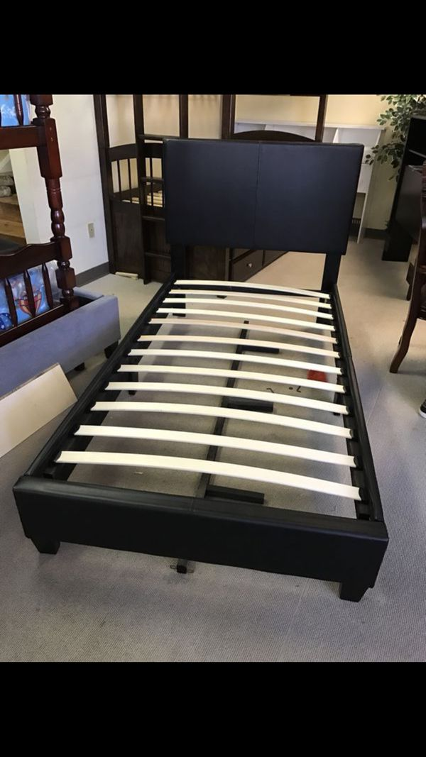 Brand new twin size bed frame 1 pc