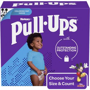 Pull-Ups Boys' Learning Designs Training Pants, 3T-4T, 32-40 lbs 84 Ct for Sale in Buffalo Grove, IL