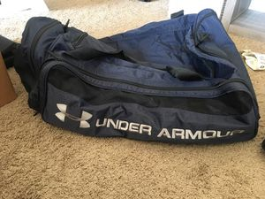 Large Under Armour Duffle Bag for Sale in Phoenix, AZ