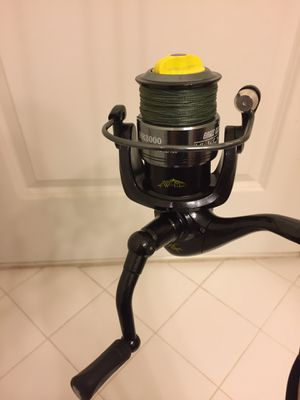 Wright and McGill fishing rod and reel for Sale in Centreville, VA
