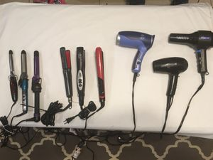 Haír Products: curlers, straighteners, Haír dryers for Sale in Industry, CA