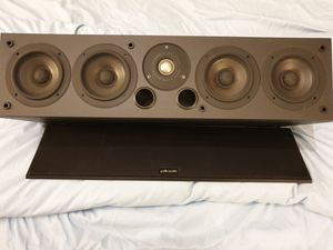 Polk CS-350 LS Center Channel Speaker for Sale in San Francisco, CA