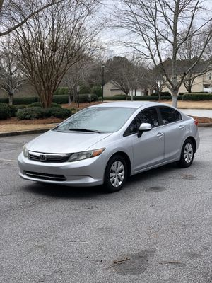 2012 Honda Civic LX for Sale in Roswell, GA