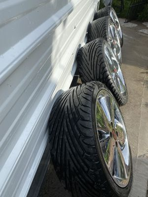 Rims And Tires for Sale in Westminster, CO