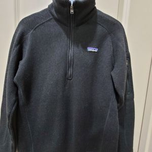 Patagonia Women's Better Sweater size SMALL BLACK for Sale in McKinney, TX