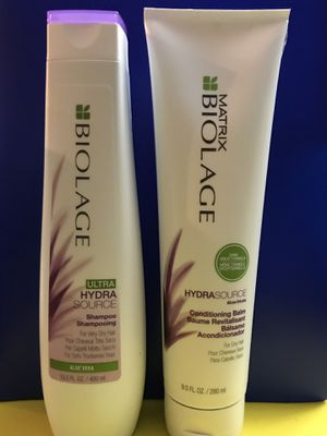 Biology Set For Dry Hair for Sale in Phoenix, AZ